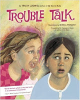 Book cover of Judy Ludwig's book Trouble Talk