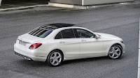 Mercedes-Benz C-Class side top