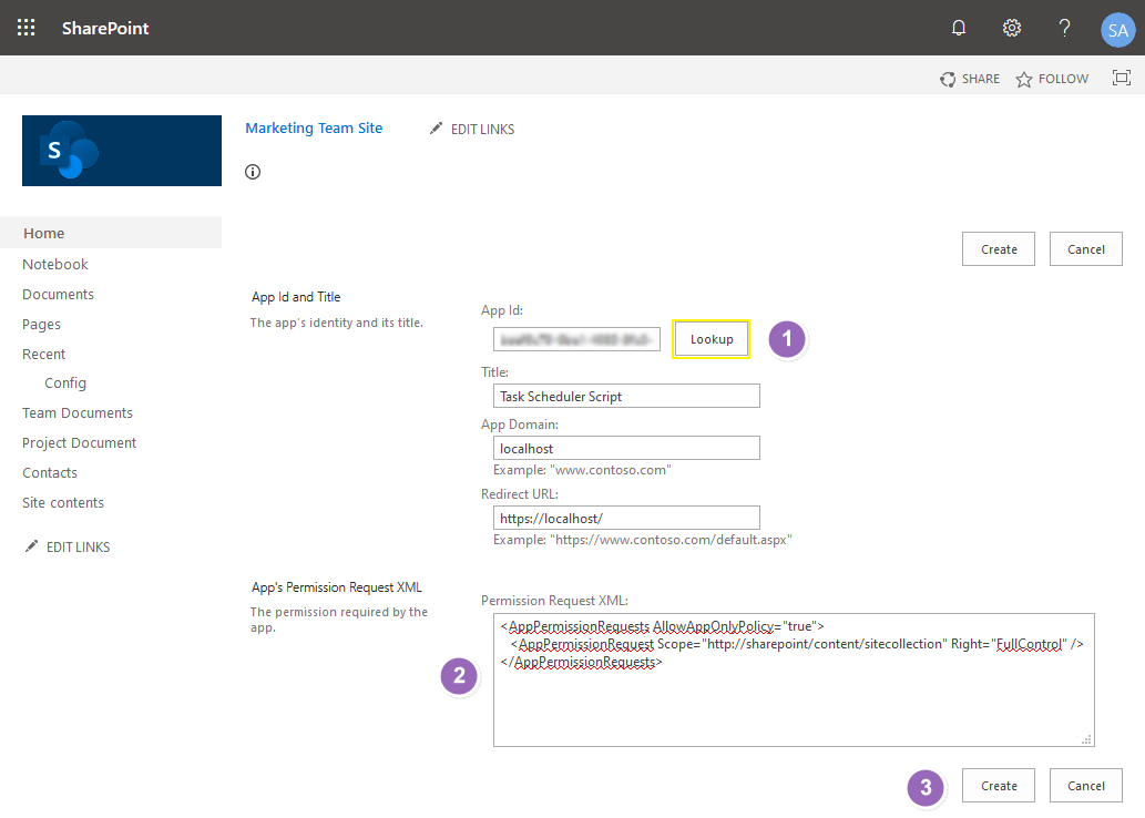 How to Connect to SharePoint Online using Connect-PnPOnline AppID and AppSecret