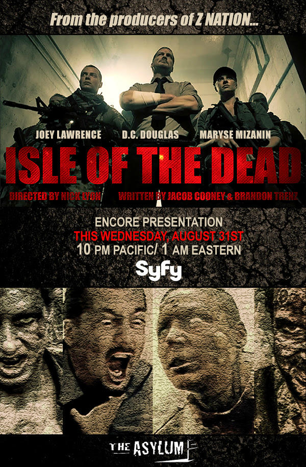 Isle of the Dead Legendado