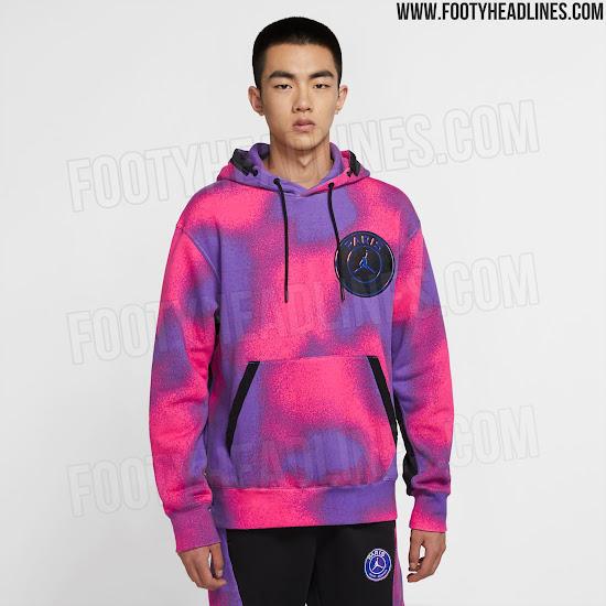 Fourth Kit Design Insane Jordan Psg 2021 Items Leaked Footy Headlines