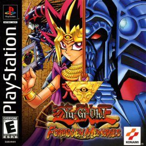 Download Yu-Gi-Oh Forbidden Memories - Torrent (Ps1)