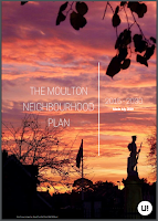 Cover of Moulton Neighbourhood Plan
