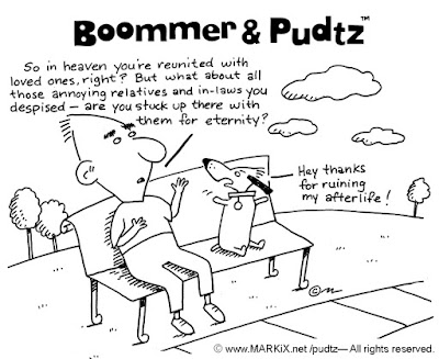 Boommer & Pudtz and heaven