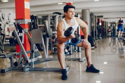 tập gym tăng cơ bắp cho nam