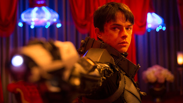 'Valerian and the City of a Thousand Planets' - Review