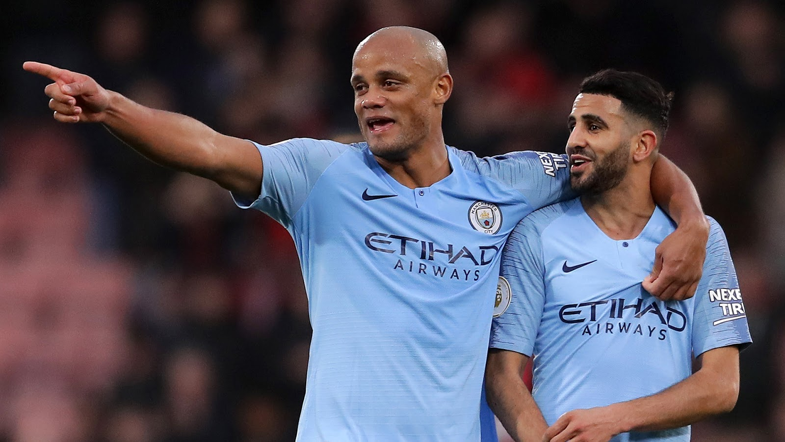 Mahrez Optimistis City Melaju ke Semi-final Liga Champions