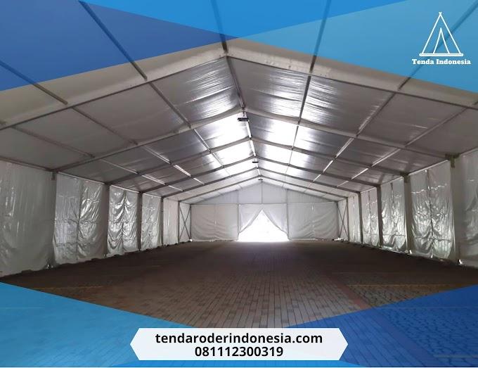 Harga Sewa Jual Tenda Roder VIP Bogor 081112300319