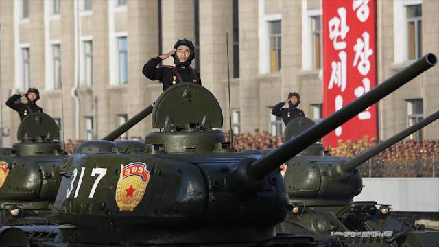 Pyongyang aposta a sus cazas para un combate con EEUU