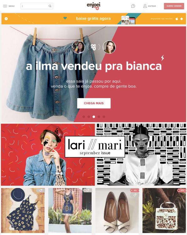 8a145e8fd25 5 sites pra vender as peças que você não usa mais - Um Ano Sem Zara