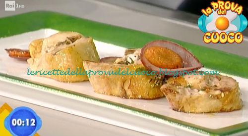 Petto di faraona farcito ai porcini ricetta Improta da Prova del Cuoco
