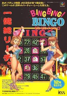 Bing Bing jogo de casino para snes
