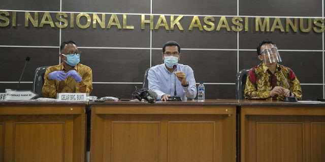 Komnas HAM: Polisi Penembak Laskar FPI Harus Diadili Pengadilan Pidana Bukan Internal Polisi