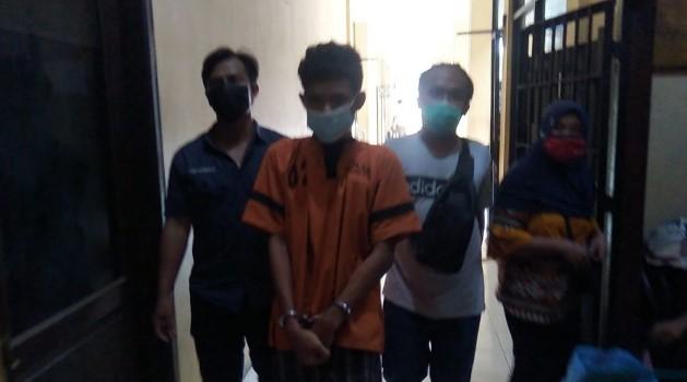 Satuan (Sat) Reskrim Polsek Medan Timur berhasil menangkap Ade Pratama | PikiranSaja.com