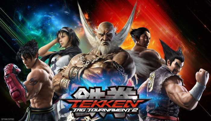 Download Tekken Tag Tournament 2 Game For PC Highly Compressed