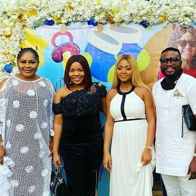 r2 - Images from Regina Daniels and Ned Nwoko's son naming ceremony...