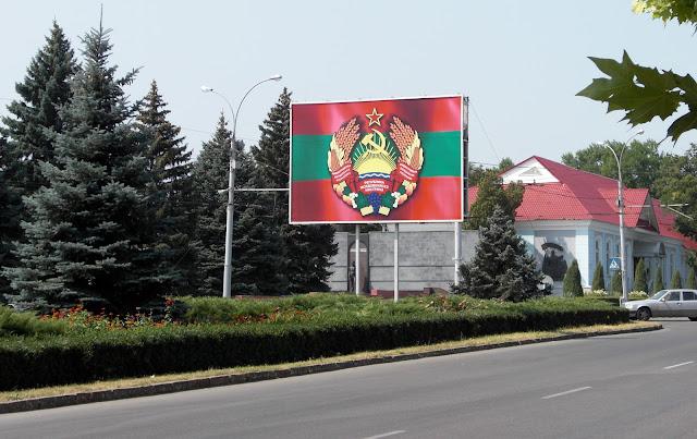 Transistria, Moldavia