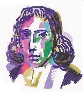 Illustratie op de cover van Spinoza ou la prudence van Chantal Jaquet