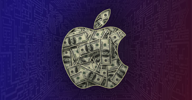 apple bug bounty program payouts