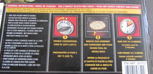 How To Cook Kirkland Frozen Pizza