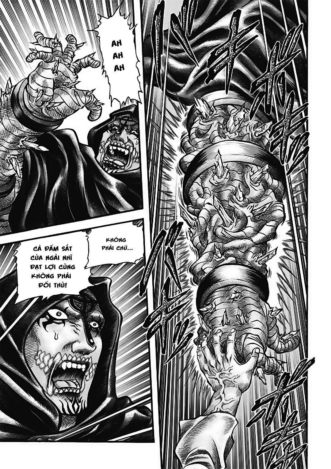 Chú Bé Rồng - Ryuuroden chap 285 - Trang 15
