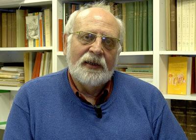 Αναγόρευση του Καθηγητή Paolo Odorico