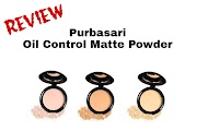 Review Purbasari Oil Control Matte Powder - Honey Beige