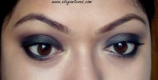 How to do the Classic Smokey Eyes makeup