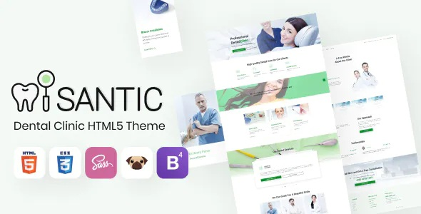 Best Dental Clinic HTML5 Theme, Doctor Directory