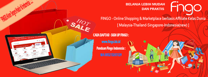 Join Fingo Social E Commerce E Hypermart Marketplace Fingo