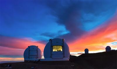 Observatório Keck, no Havaí