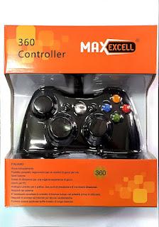 maxexcell controller joystick xbox360