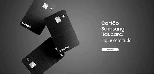 Samsung lança cartão de crédito com anuidade grátis no Brasil; Financiamento de produtos  da marca em até 21x
