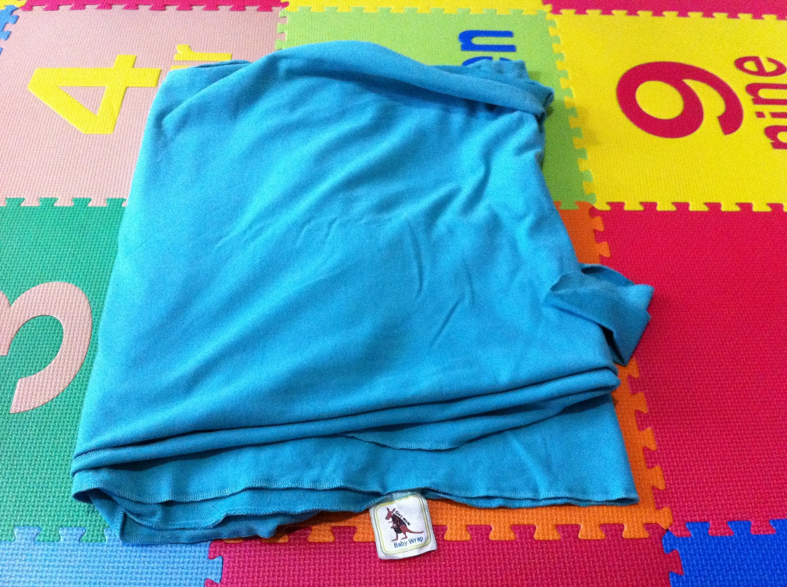 Garage Sale Baby Stuff Ginzmom Baby Wrap