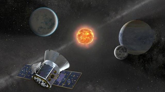 Το ασυνήθιστο αστρικό σύστημα με έξι ήλιους και έξι εκλείψεις