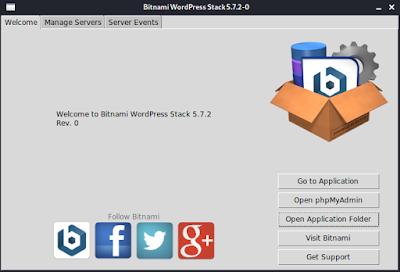 Bitnami Wordpress on Linux