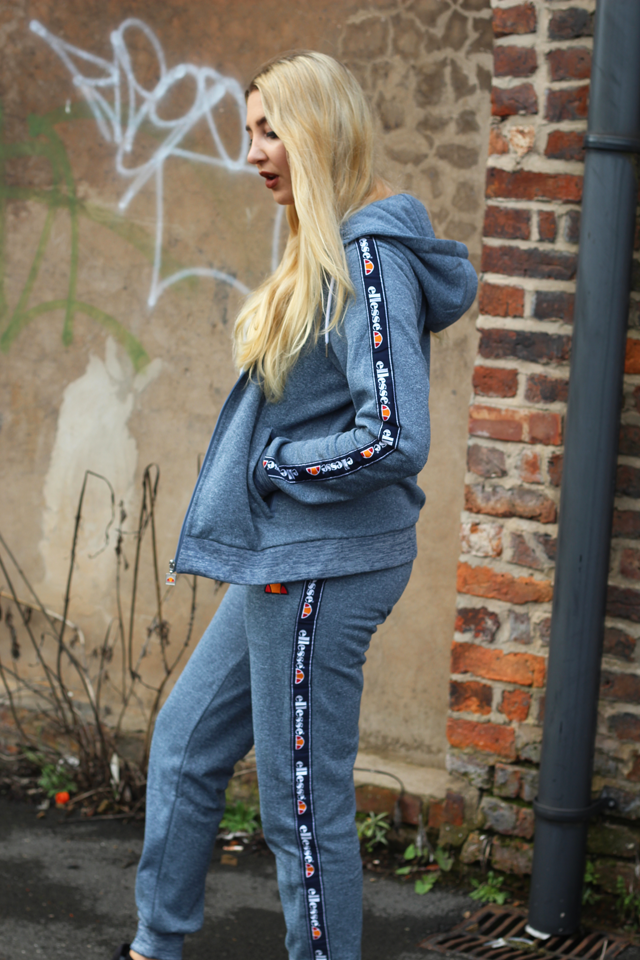 how to style tracksuit sports trend