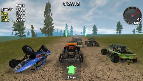 download game ppsspp cso ukuran kecil 4x4 jam