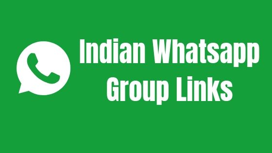 Indian Whatsapp Group Links