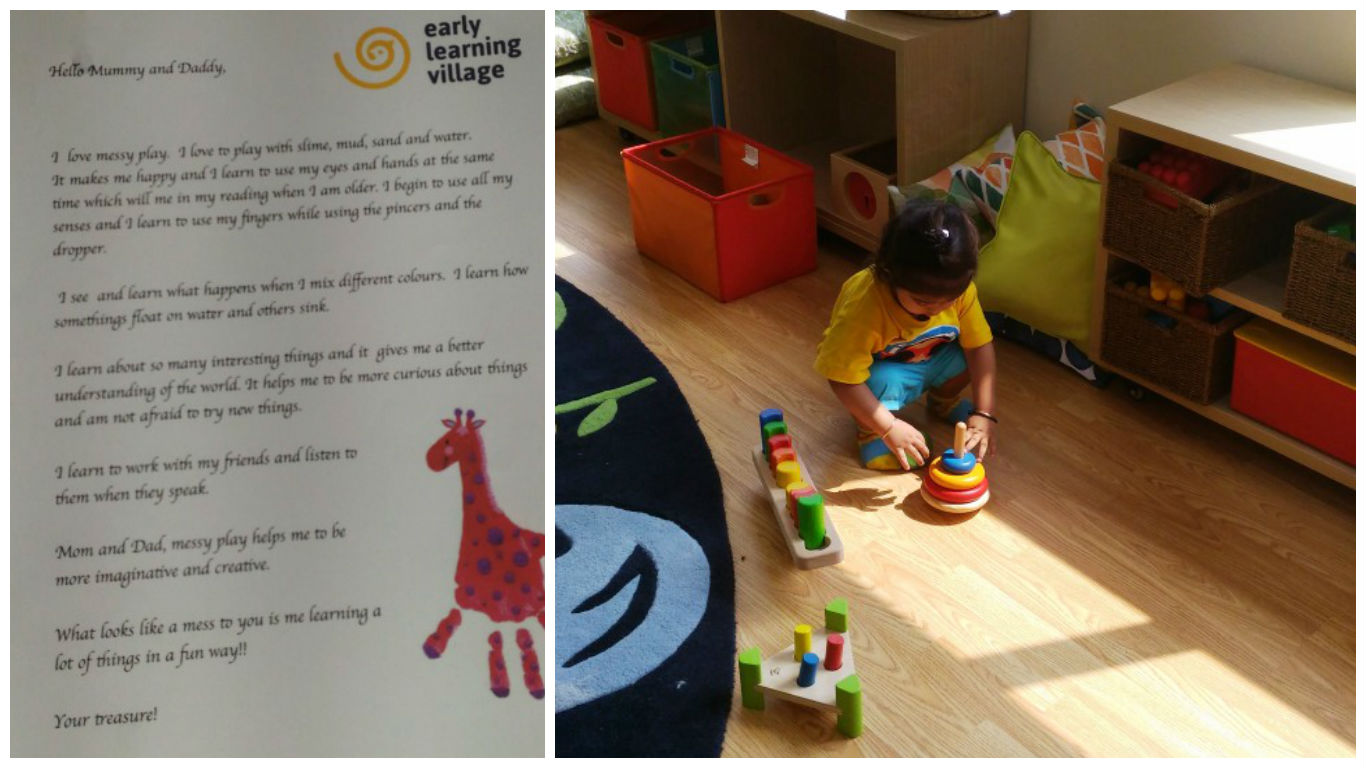 Early Learning Village: Baby goes to school | Come Alive!