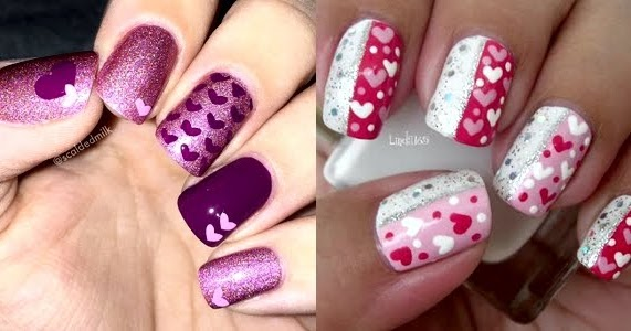 valentines nail art s nails ideas 13226