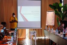 BPSDM Provinsi Papua Gelar Pelatihan Manajemen Beasiswa