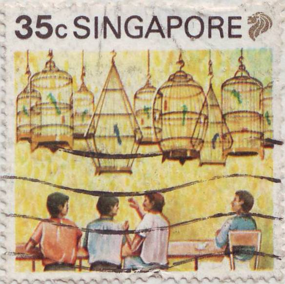 Indonesia Stamp Antique Collection Stamps Neighbors