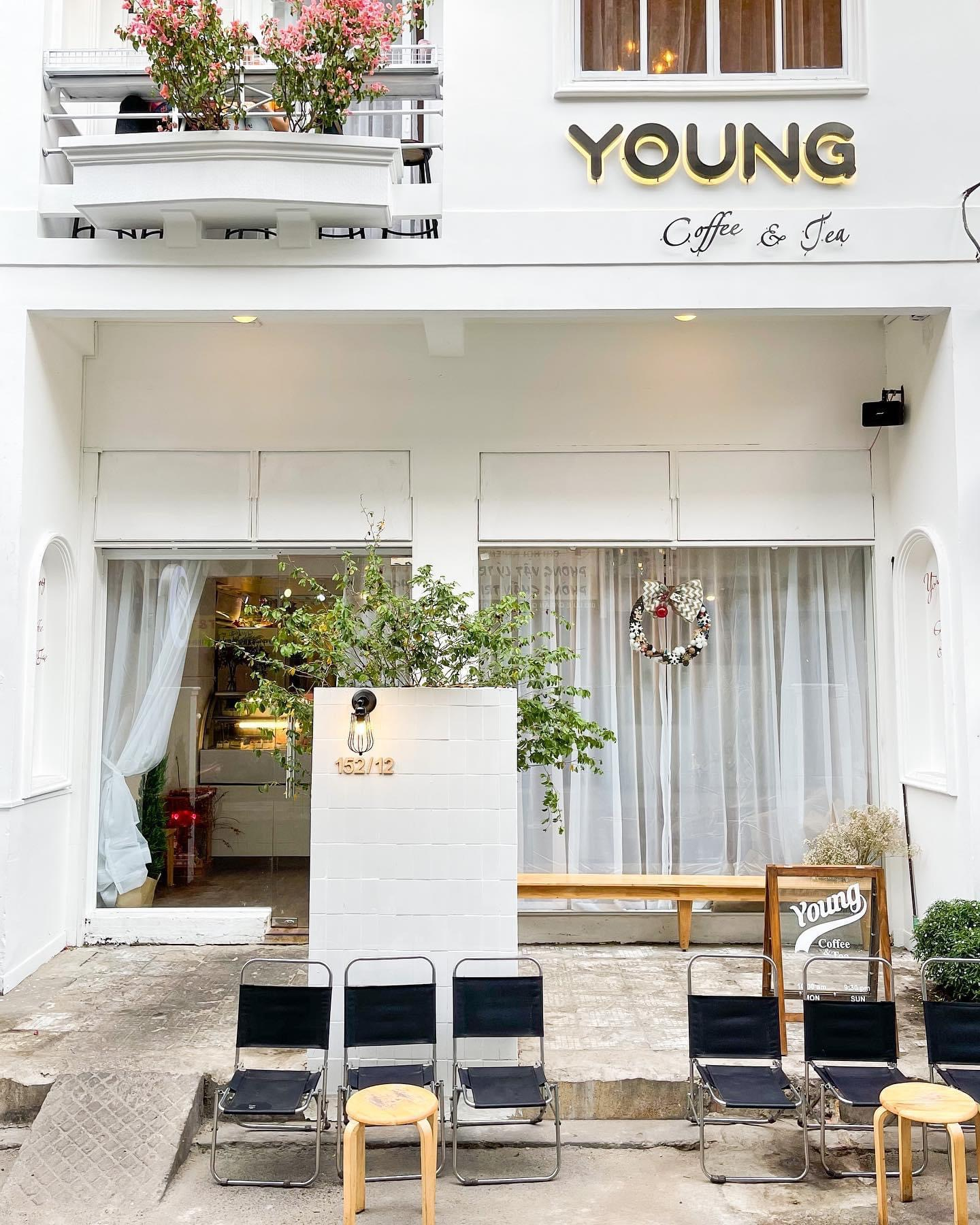 Young Coffee Tea Quận 10