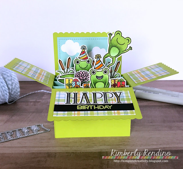 Sunny Studio Stamps: Sunny Saturday Share Customer Cards