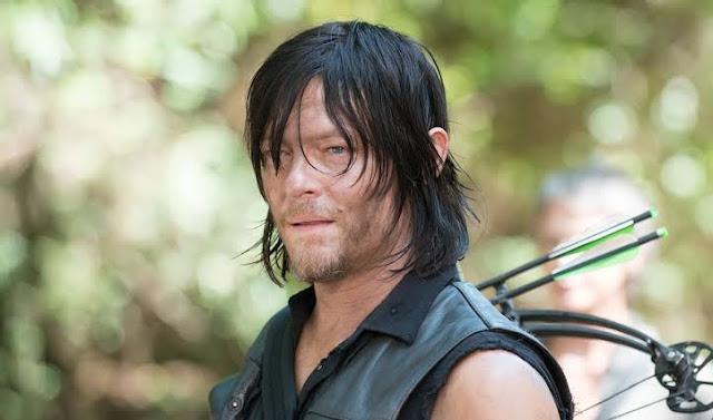 Norman Reedus em The Walking Dead/Fox/Reprodução
