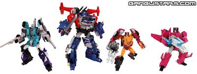 Hasbro Transformers トランスフォーマー タカラ トランスフォーマー レジェンズ ヘッドマスターズ