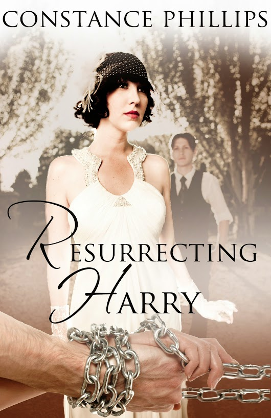 Resurrecting Harry Cover Reveal ****