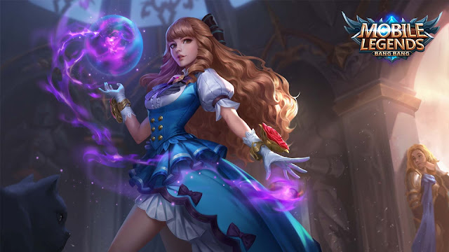 Wallpaper Skin Normal Guinevere - Fleur de Bleau