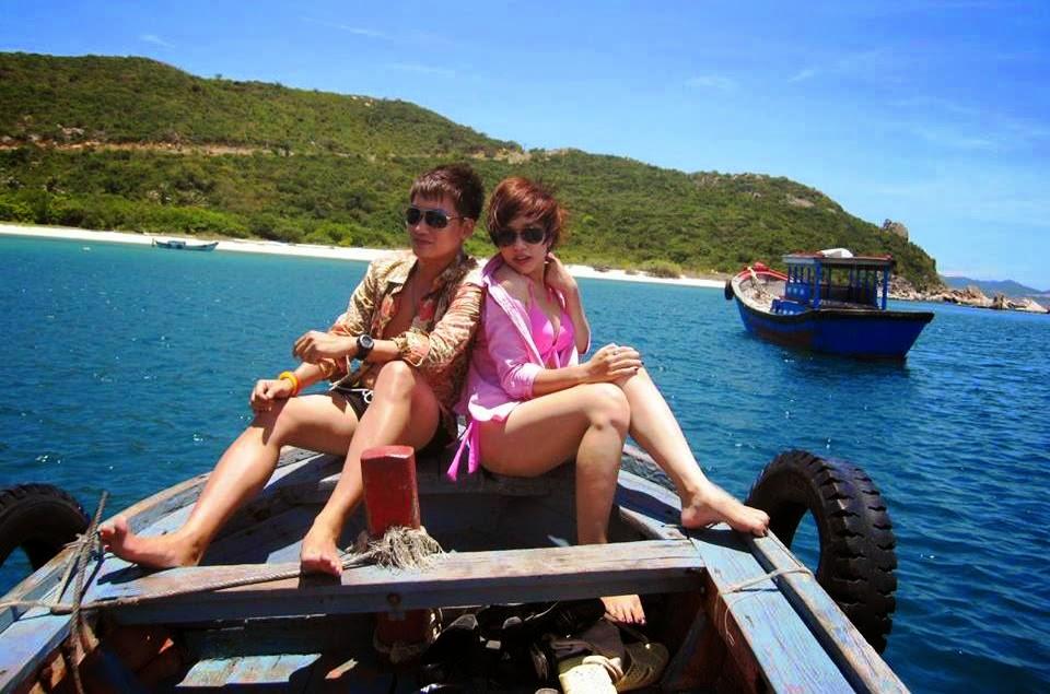 Kinh nghiệm du lịch đảo Bình Ba